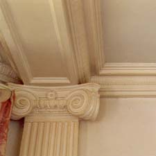 square decorative columns