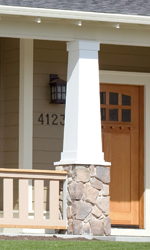 Porch Pillars